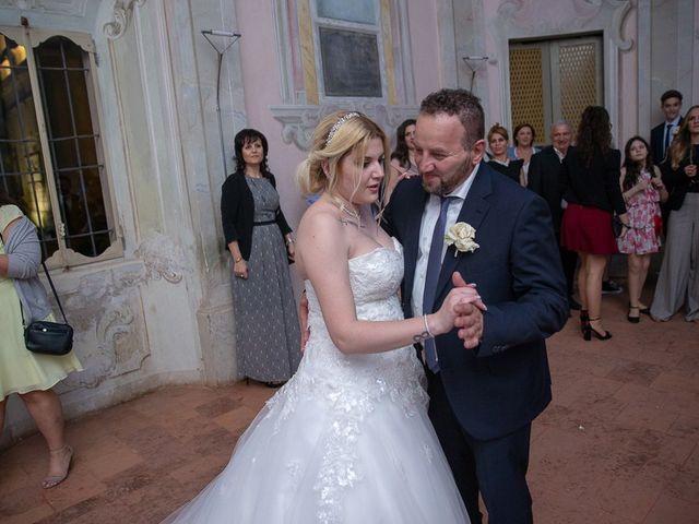 Il matrimonio di Roberto e Vanessa a Ospitaletto, Brescia 214
