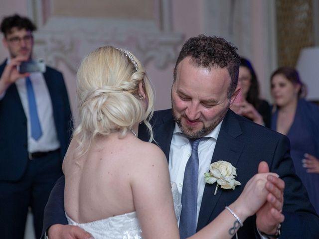 Il matrimonio di Roberto e Vanessa a Ospitaletto, Brescia 215