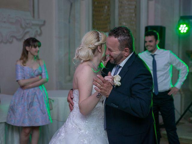 Il matrimonio di Roberto e Vanessa a Ospitaletto, Brescia 216