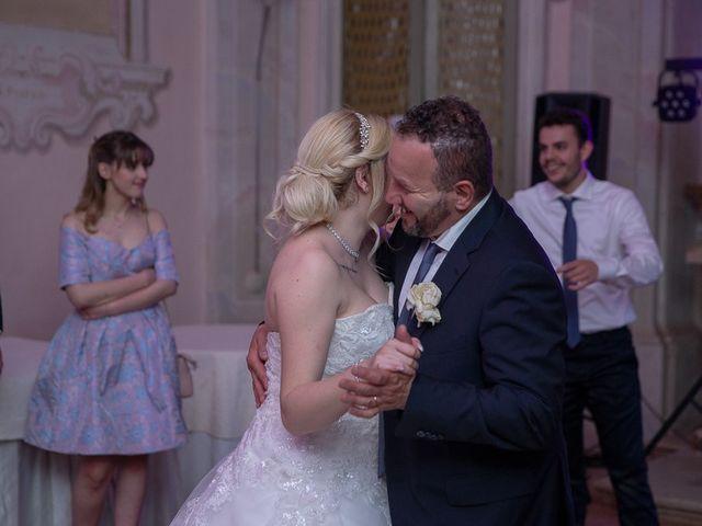 Il matrimonio di Roberto e Vanessa a Ospitaletto, Brescia 217