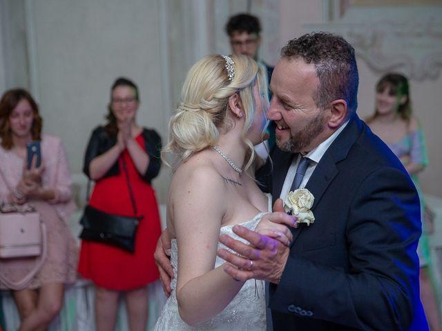 Il matrimonio di Roberto e Vanessa a Ospitaletto, Brescia 219