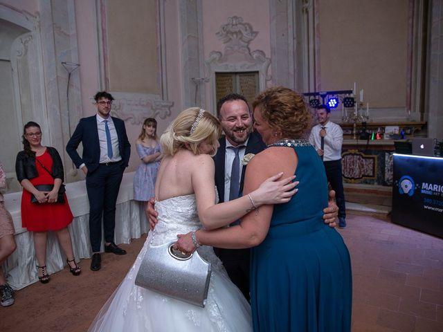 Il matrimonio di Roberto e Vanessa a Ospitaletto, Brescia 221