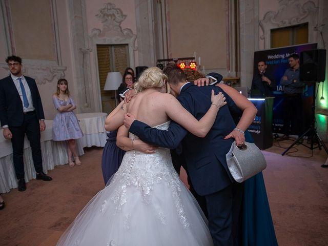 Il matrimonio di Roberto e Vanessa a Ospitaletto, Brescia 222