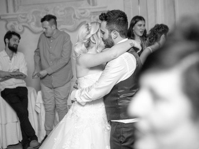 Il matrimonio di Roberto e Vanessa a Ospitaletto, Brescia 224