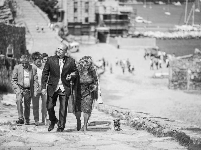 Il matrimonio di Stefano e Nancy a Portovenere, La Spezia 2