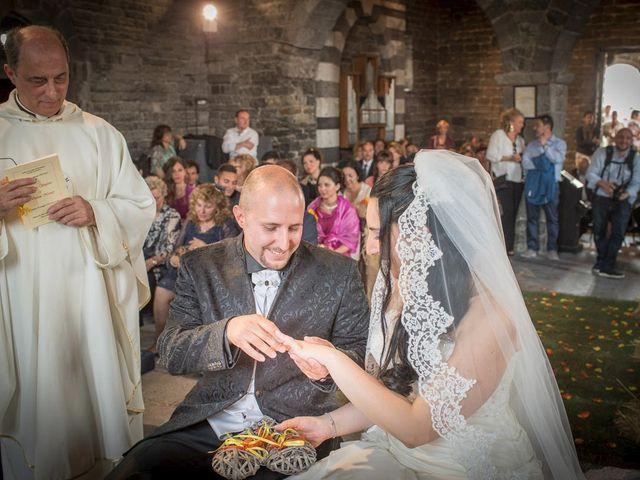 Il matrimonio di Stefano e Nancy a Portovenere, La Spezia 3