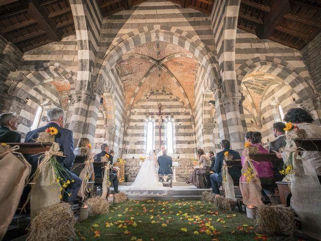 Il matrimonio di Stefano e Nancy a Portovenere, La Spezia 4
