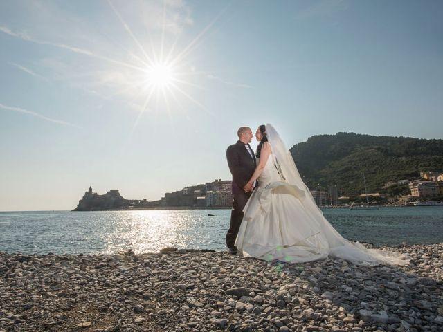 Il matrimonio di Stefano e Nancy a Portovenere, La Spezia 9