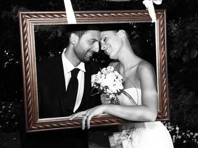 Le nozze di Paolo e Alessia