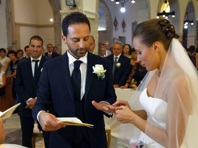 Il matrimonio di Alessia e Paolo a Vallecorsa, Frosinone 2