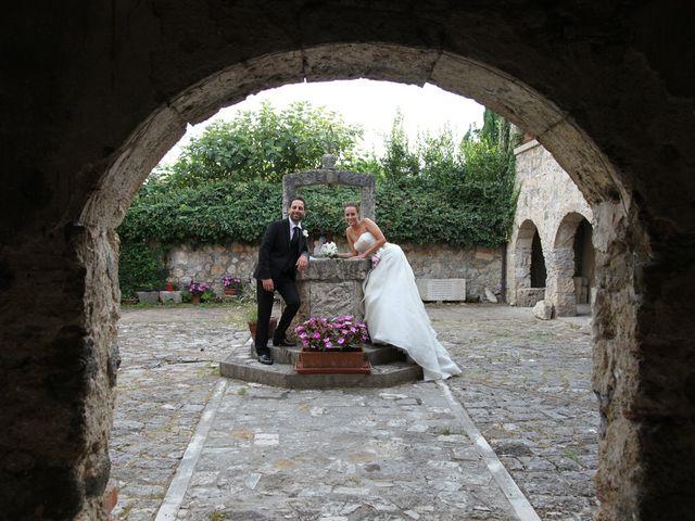 Il matrimonio di Alessia e Paolo a Vallecorsa, Frosinone 9