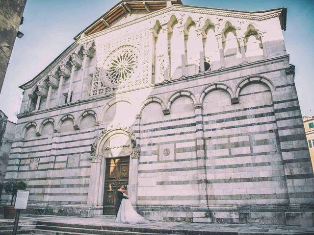 Il matrimonio di Manuel e Veronica a Carrara, Massa Carrara 4
