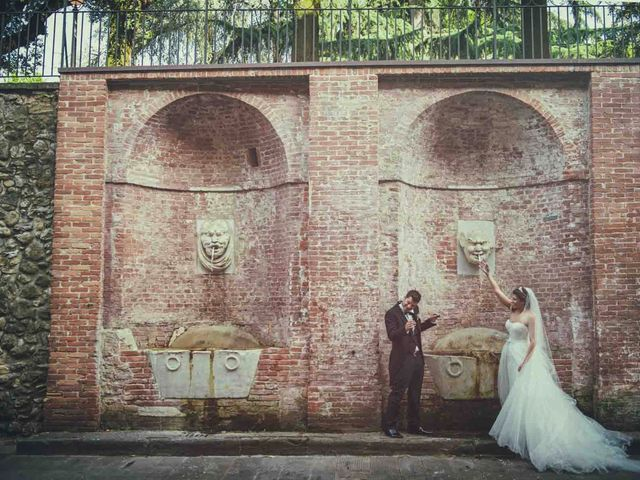 Il matrimonio di Manuel e Veronica a Carrara, Massa Carrara 7