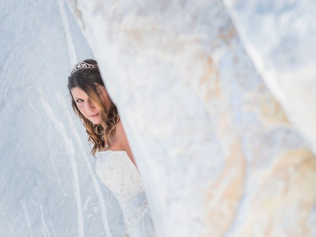 Il matrimonio di Manuel e Veronica a Carrara, Massa Carrara 17