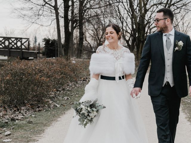 Le nozze di Celeste e Nicola