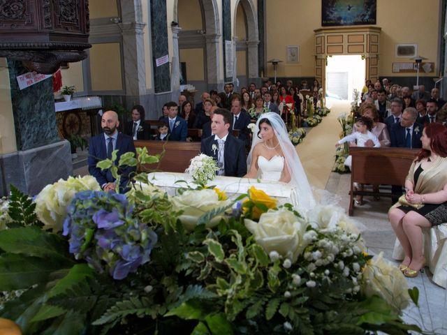Il matrimonio di Stefano e Claudia a Montesarchio, Benevento 22