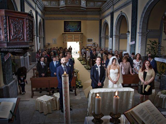 Il matrimonio di Stefano e Claudia a Montesarchio, Benevento 1