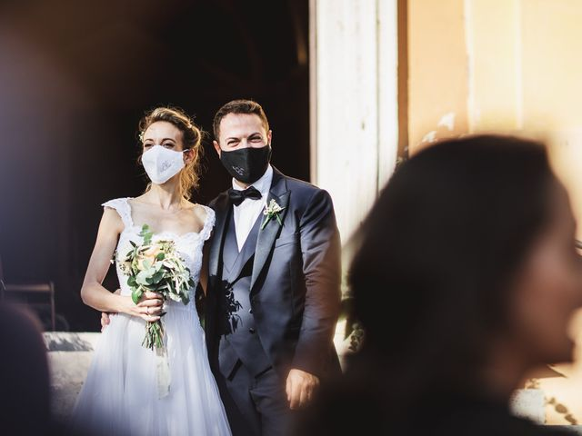 Il matrimonio di Francesco e Alessandra a Roma, Roma 46