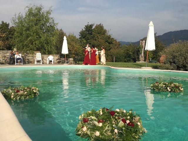 Il matrimonio di Luca e Caterina a Valmozzola, Parma 4