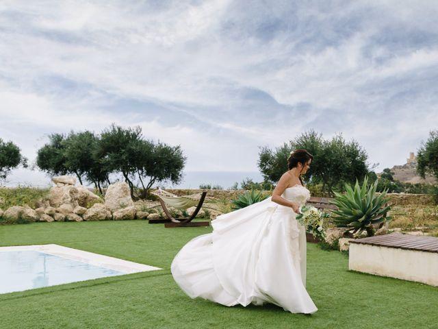 Il matrimonio di Salvatore e Noemi a Agrigento, Agrigento 1