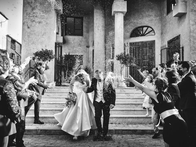 Il matrimonio di Salvatore e Noemi a Agrigento, Agrigento 42