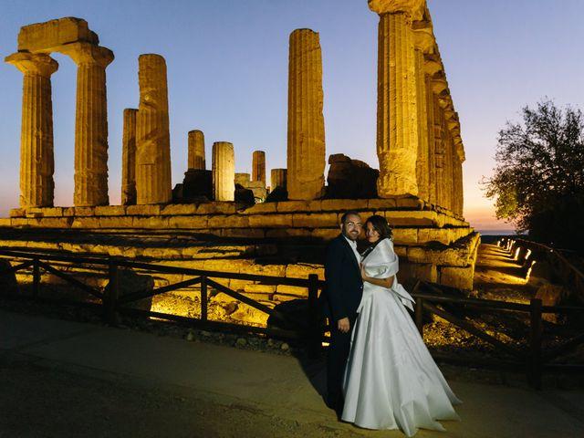 Il matrimonio di Salvatore e Noemi a Agrigento, Agrigento 46