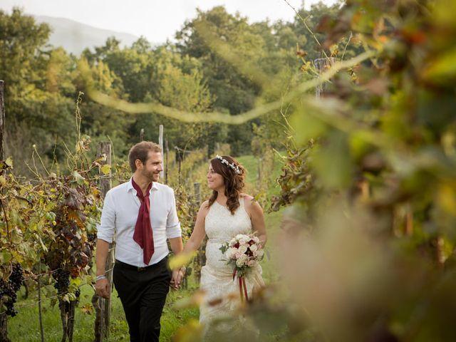 Le nozze di Caterina e Luca