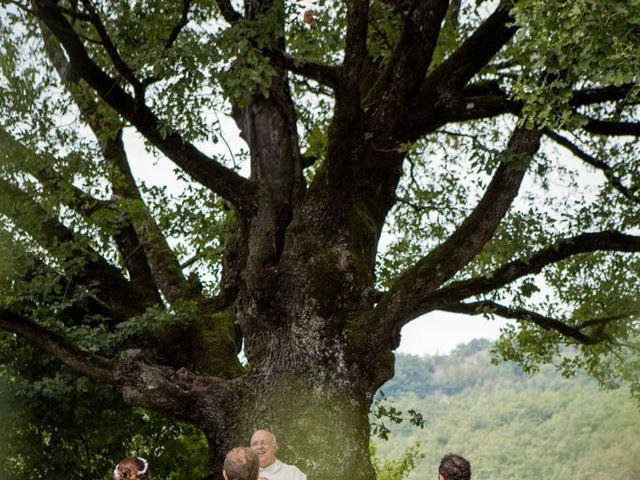 Il matrimonio di Luca e Caterina a Valmozzola, Parma 9
