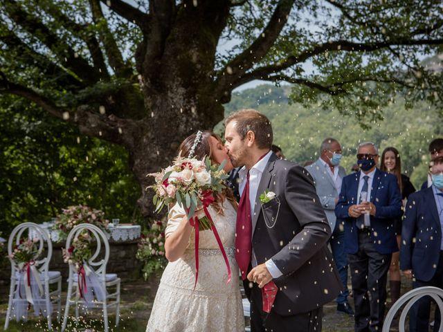 Il matrimonio di Luca e Caterina a Valmozzola, Parma 1