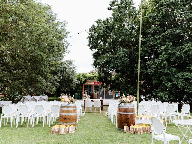 Il matrimonio di Paolo e Martina a Besate, Milano 24