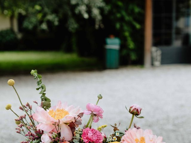 Il matrimonio di Paolo e Martina a Besate, Milano 1