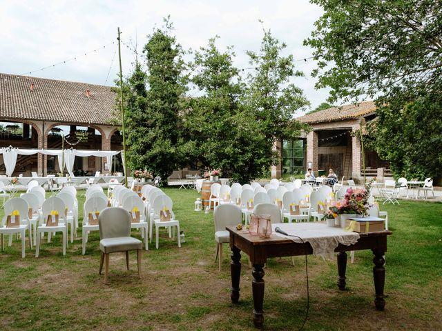 Il matrimonio di Paolo e Martina a Besate, Milano 28