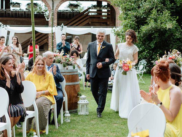 Il matrimonio di Paolo e Martina a Besate, Milano 31