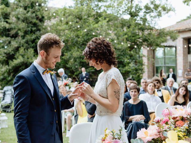 Il matrimonio di Paolo e Martina a Besate, Milano 39