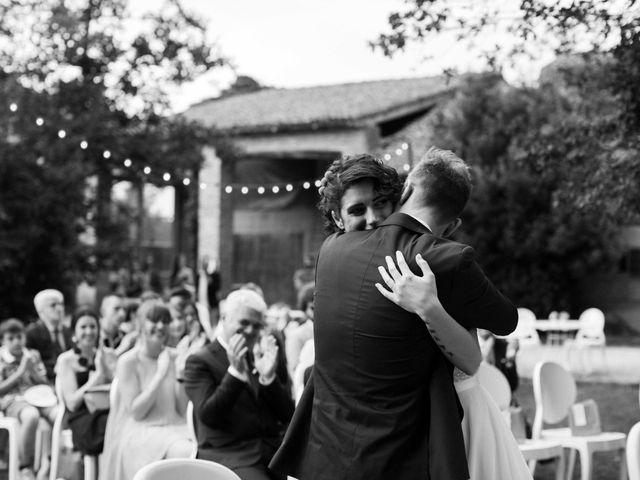 Il matrimonio di Paolo e Martina a Besate, Milano 40