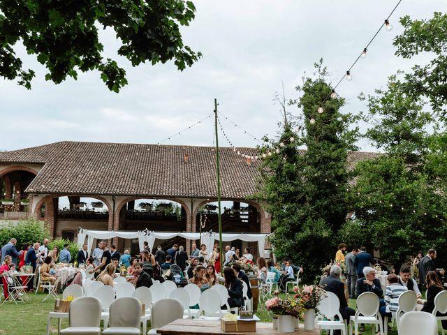 Il matrimonio di Paolo e Martina a Besate, Milano 42
