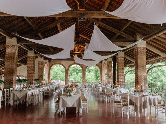 Il matrimonio di Paolo e Martina a Besate, Milano 45