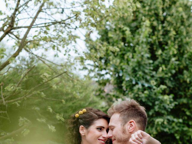 Il matrimonio di Paolo e Martina a Besate, Milano 50