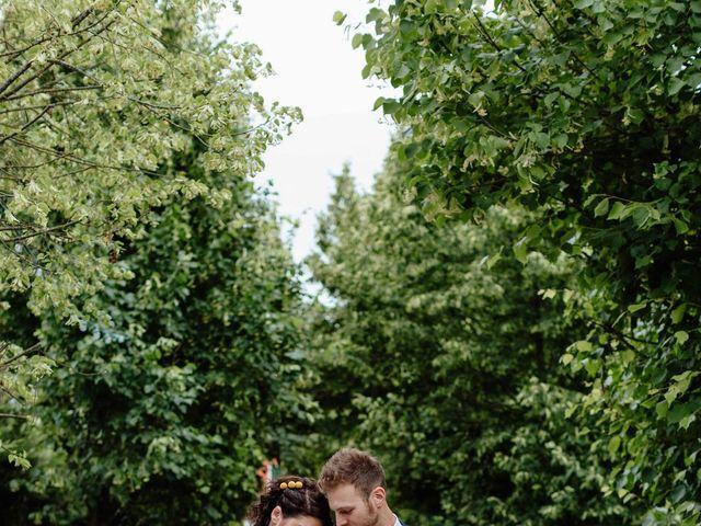 Il matrimonio di Paolo e Martina a Besate, Milano 52