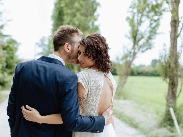 Il matrimonio di Paolo e Martina a Besate, Milano 53
