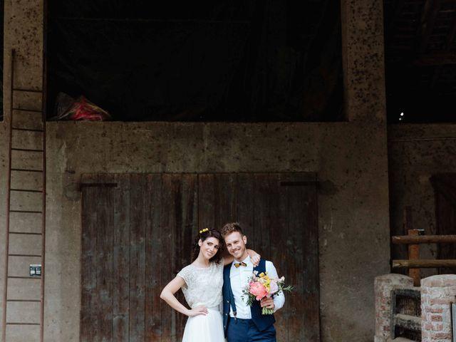 Il matrimonio di Paolo e Martina a Besate, Milano 57