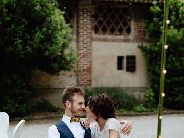 Il matrimonio di Paolo e Martina a Besate, Milano 59