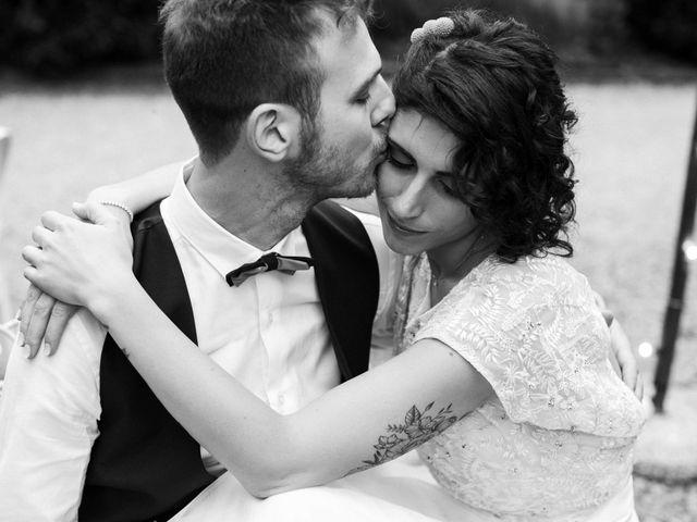 Il matrimonio di Paolo e Martina a Besate, Milano 61