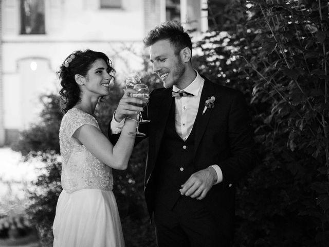 Il matrimonio di Paolo e Martina a Besate, Milano 69