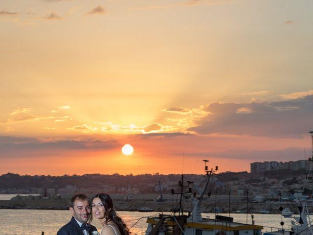 Il matrimonio di Giovanni e Elisa a Alessandria della Rocca, Agrigento 8