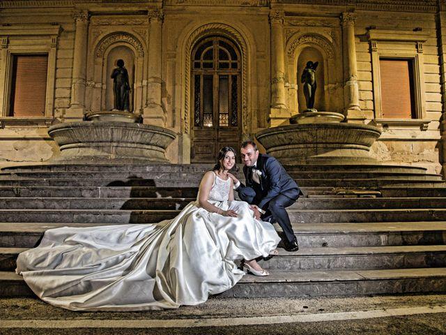Il matrimonio di Giovanni e Elisa a Alessandria della Rocca, Agrigento 17