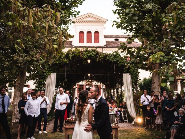 Il matrimonio di Alessandro e Alessandra a Monselice, Padova 5