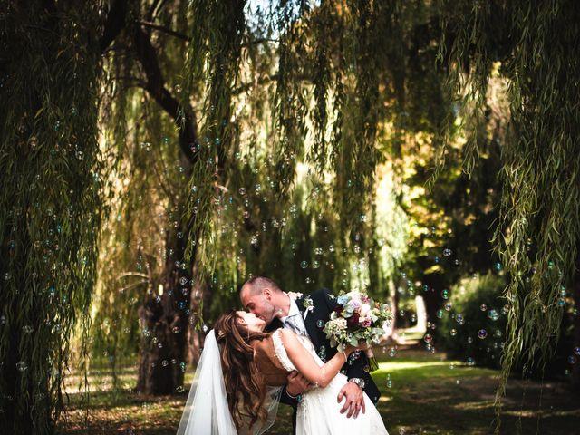 Il matrimonio di Alessandro e Alessandra a Monselice, Padova 25