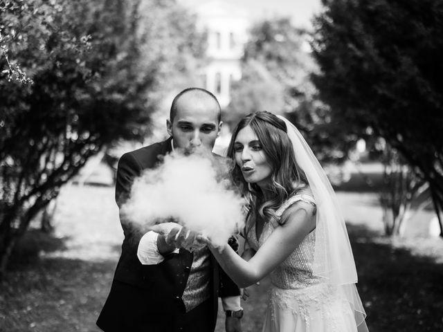 Il matrimonio di Alessandro e Alessandra a Monselice, Padova 28