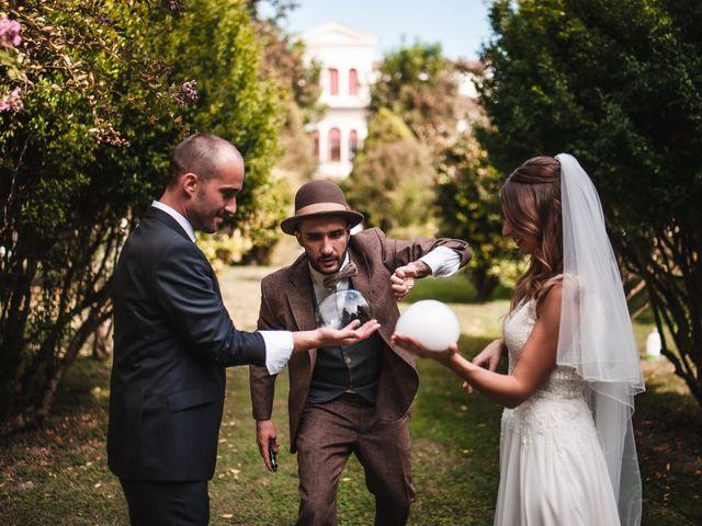 Il matrimonio di Alessandro e Alessandra a Monselice, Padova 29